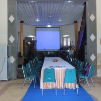 Tata Ruang Walet Convention Hall 2